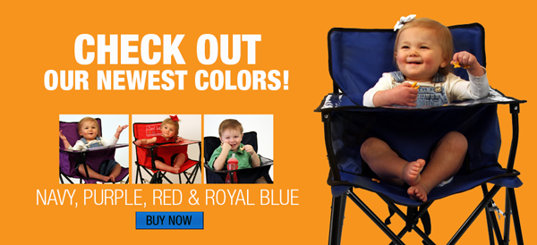 Ciao Baby Chair Comes In 5 Great Colors And Goes